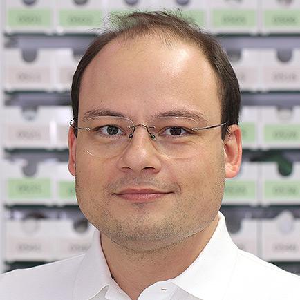 Dr. Dimitri Finger - MSc in Kieferorthopädie